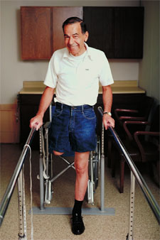 Patients of all ages may gain workers compensation for injuries.